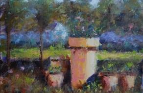 Five Pots 8 x 10