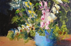 Mixed Blooms 5 x 7