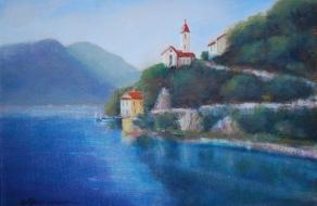 Lago Maggiore 9 x 12